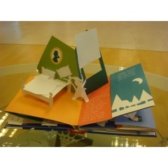 Pop-Up Book Printing Services